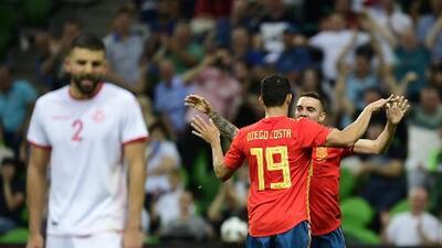 """Aspas mostró la preocupación de España: """"Teníamos mejores sensaciones antes de comenzar esta concentración"""""""