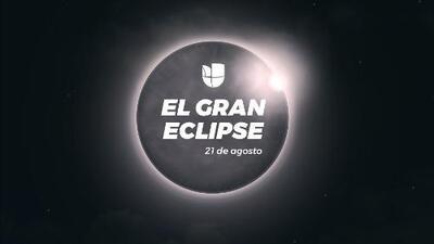Cómo ver el eclipse total del Sol este 21 de agosto en las plataformas digitales de Univision