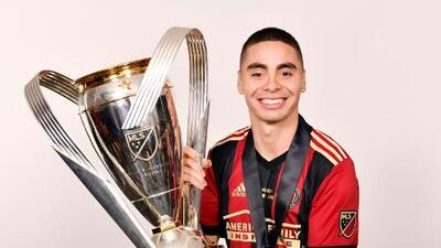 Newcastle United estaría cerca de incorporar a Miguel Almirón, crack de Atlanta United FC