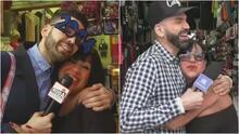 Jomari Goyso vuelve a los callejones de Los Ángeles para darle una sorpresa a una buena amiga
