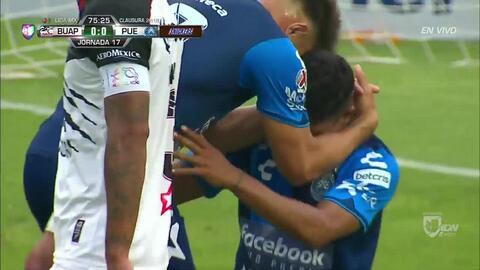 ¡GOOOL! Christian Marrugo anota para Puebla