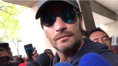 """Julián Gil hará público el resultado de la prueba de ADN: """"Eso no está en negociación"""""""