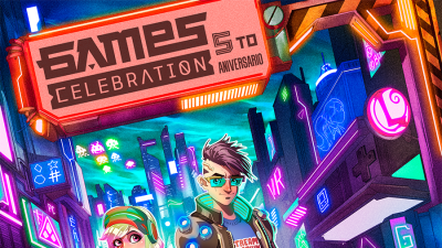 Games Celebration 2019 el evento más importante de Egames en México