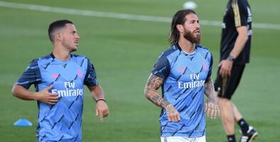 Real Madrid: Su burbuja, la ausencia de Ramos y la duda de Hazard