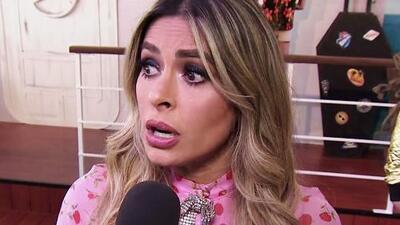 Triste e indignada: Galilea Montijo aclara que no se irá de México aunque la reten en las redes
