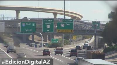 Autoridades arrestan al presunto responsable de robar un auto e iniciar una persecución en el Loop 202