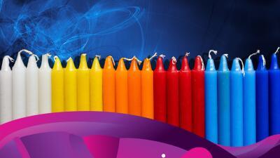 ¿Qué colores de vela utilizar de acuerdo con la petición espiritual que queremos hacer?