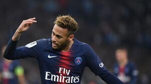 Marsella afirma tener videos de un Neymar racista