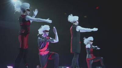 'Just Dance Live', el musical que pone en escena un famoso videojuego