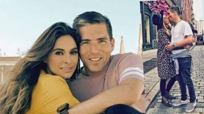 El álbum de amor de Galilea Montijo y Fernando Reina
