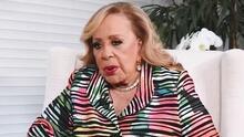 """Silvia Pinal no quiere escuchar las acusaciones de Frida Sofía para no """"ensuciarse con cosas falsas"""""""