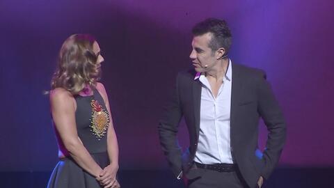 Miles de personas disfrutaron del show 'En Pareja Dos' con Consuelo Duval y Adrián Uribe en Chicago