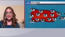 Viernes con condiciones estables y mínima actividad de lluvia en Puerto Rico