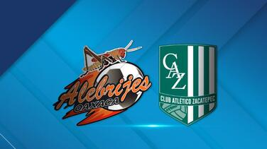 Alebrijes y Zacatepec disputan la final de Ascenso MX