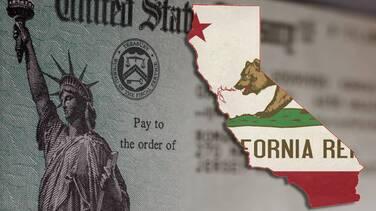 ¿Llegará un cuarto cheque de estímulo? Esto debes saber si vives en California