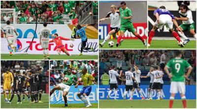 En el Siglo XXI, México ha permitido en 11 ocasiones cuatro o más goles