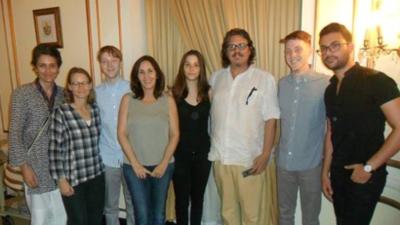 Jodie Foster viaja en familia a Cuba y muestra interés en la educación sexual