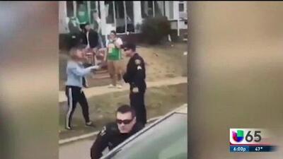 Investigan incidente violento que involucró a policía en condado de Delaware