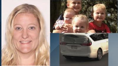 Hallan muertos en Georgia a los 4 niños desaparecidos en Florida