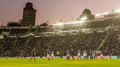 Resultados de Cruz Azul durante sus últimos cinco arranques de Liga MX