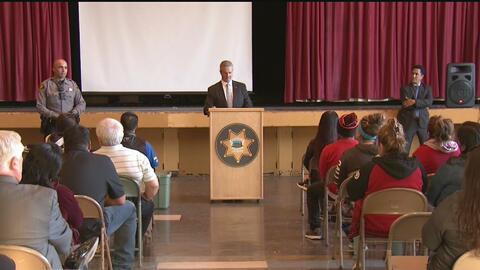 Oficina del alguacil del condado de Alameda realiza la academia semianual para residentes de habla hispana