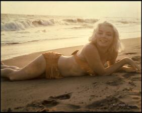 Las últimas fotos de Marilyn Monroe antes de morir