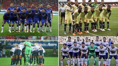 ¿Qué esperar de los grandes del fútbol mexicano en la Copa MX?