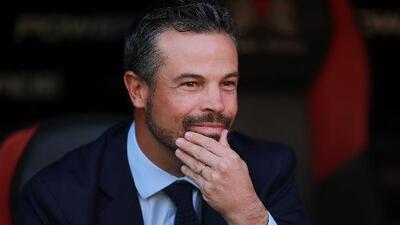 Rafael Puente: ''Hay que darle valor a la directiva que me aguantó siete derrotas consecutivas''
