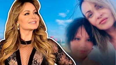"""Gaby Spanic asegura que su hijo sabe que """"es producto del amor"""" aunque no conozca a su papá"""