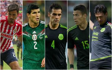 ¿Quién es el bueno para cubrir la ausencia de Rafael Márquez?