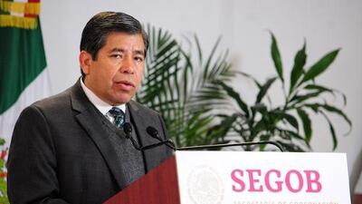 Renuncia el jefe del Instituto Nacional de Migración de México una semana después de acuerdo con EEUU