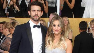 Kaley Cuoco defiende su matrimonio con Ryan Sweeting