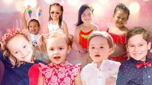 Ellos alegran los corazones de nuestros conductores: las fotos de los chiquitines de la familia de Despierta América