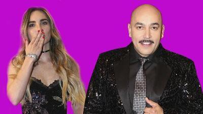 Aunque Belinda no lo quiere de novio, Lupillo Rivera le promueve su nuevo sencillo