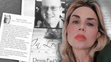 """Michelle Vieth podrá dar el último adiós a su padre """"como se merece"""" 6 meses después de su trágica muerte"""