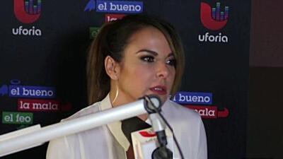 Kate del Castillo habló sin pelos en la lengua de los narcocorridos