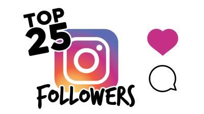 Las 25 bellezas latinas con más seguidores en Instagram