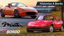 La historia del Mazda MX-5 Miata