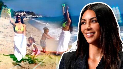 Esta es la prueba de que Kim Kardashian no 'olvida' su pasado amoroso con el fútbol americano