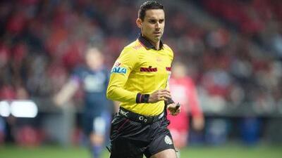 César Arturo Ramos fue llamado por FIFA a representar el arbitraje mexicano en el Mundial