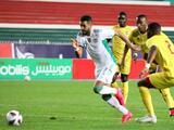 Tremenda recepción y golazo de Riyad Mahrez con la selección de Argelia