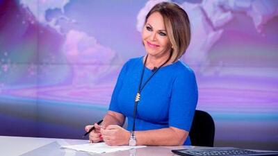 María Elena Salinas dejará Univision en diciembre tras 36 años presentando el noticiero