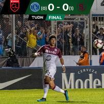 Saprissa conquista en la agonía la Concacaf League