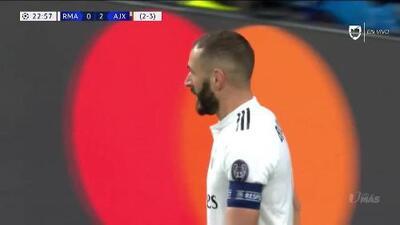 Tiro de esquina para Real Madrid