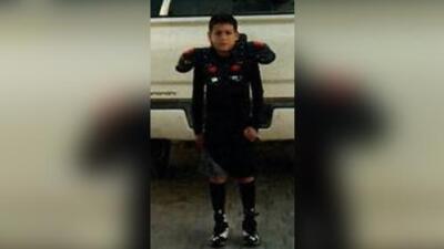 Cancelan la alerta Amber emitida por el secuestro de un niño de 10 años en el sur de Texas