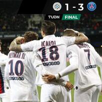 ¡El nuevo tridente toma Montpellier!