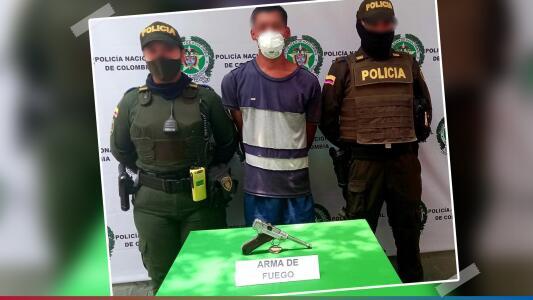 Asaltantes robaban con un arma reliquia que cuesta 50 mil dólares y no lo sabían