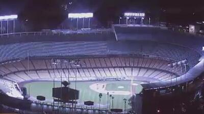 Los Dodgers de Los Ángeles están listos para el partido con el que ayudarán a colegios comunitarios