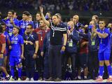 Revelan discurso de Reynoso para motivar a Cruz Azul en la Final
