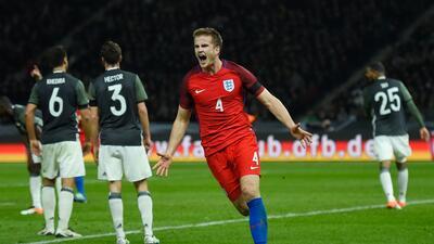 Alemania 2-3 Inglaterra: Espectacular remontada inglesa en el clásico de Europa